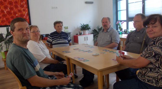 Treffen Zusammensein Gemeinschaft